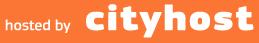 Η ιστοσελίδα φιλοξενείται απο την cityhost | Web page hosted by Cityhost